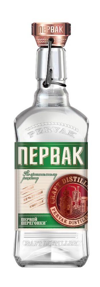 Pervak Rye Vodka 50cl