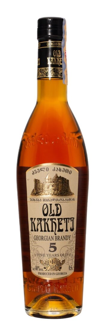 Old Kakheti 5 Year Brandy 50cl