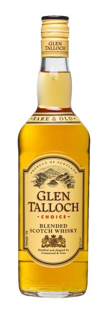 Glen Talloch Rare & Old Scotch Whisky 70cl
