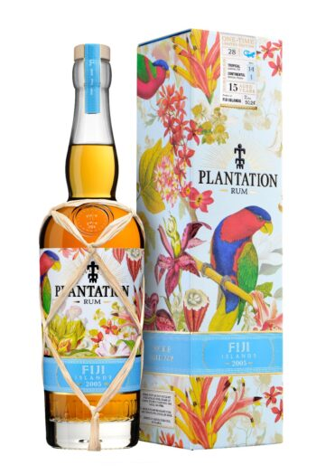 Plantation Fiji 2005 Vintage Rum 70cl giftbox