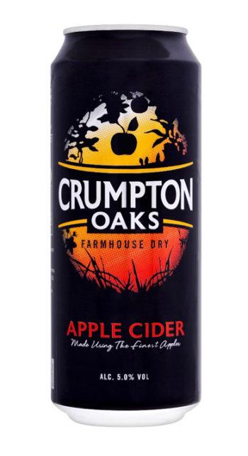 Crumpton Oaks Apple Cider 50cl CAN
