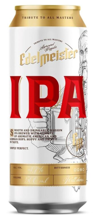 Edelmeister IPA 50cl CAN