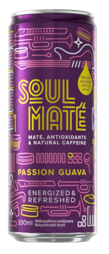 Soul Mate Passion Guava 33cl CAN
