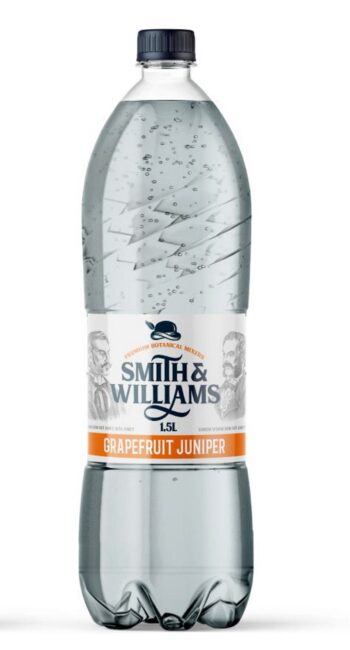 Smith&Williams Grapefruit Juniper Tonic Water 150cl PET